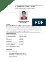 CURRICULUM RENATO RENTERÍA ALVARADO