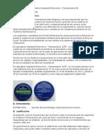 Perfil de la empresa TECNOLOGIA QUIMICA