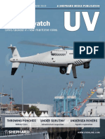Unmanned Vehicles - February-March 2019