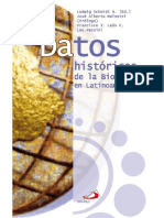 Datos históricos de la bioética en Latinoamérica