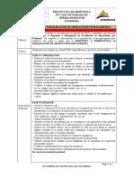 12. Protocolo de Respuesta en Caso de Parada de Operaciones Por Pandemia