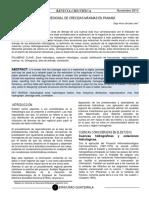 Analisis regional de crecidas maximas en Panama - Diego Arturo Gonzalez Jaen