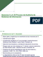 Auditoria de SI - El Proceso de Auditoria
