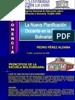 ponencia sobre educación