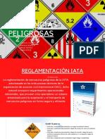 MERCANCIAS PELIGROSAS IATA OACI (1)