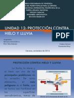 Unidad 12. Protección contra Hielo y Lluvia (Presentación)