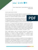 Evaluacion en El Nivel Superior en Tiempos de Virtualidad y Pandemia