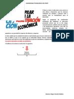 LA EDUACIÓN COMO PILAR PARA LA REACTIVACIÓN DE LA ECONOMIA POST COVID