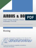 AIRBUS    BOEING SANTIAGO