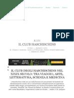 club hascisc