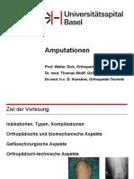 Grl. Amputationen