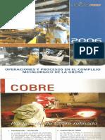 Operaciones y Procesos en El Complejo Metalurgico de La Oroya