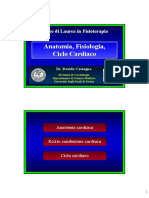 Anatomia, Fisiologia, Ciclo Cardiaco - FKT 2020_Upload