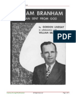 William Branham - A Man Sent From God by Gordon Lindsay