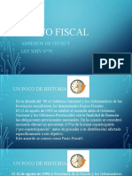 Pacto Fiscal - ARG.-