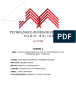 Diferencia del código G y M en fresadora y torno CNC
