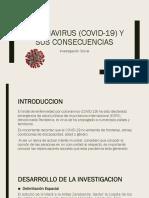Presentación_COVID-19 y sus consecuencias_II BCH_Sindy RODRIGUEZ