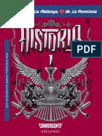 Historia 1 America y Europa Siglo XIV Al XVIII Convergente Edelvives Cap 1-2-3