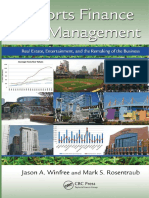 Winfree, Jason A._ Rosentraub, Mark S._ Mills, Brian M - Sports Finance and Management _ Real Estate, Entertainment, and the Remaking of the Business-CRC Press (2011) (1).pdf