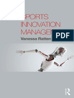 Vanessa Ratten - Sports Innovation Management-Routledge (2017) (1)