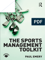 Paul Emery - The Sports Management Toolkit  -Routledge (2011) (1)