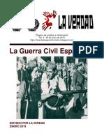 La Guerra Civil Española I