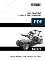 RXV service and parts