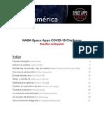 COVID-19 SpaceApps - Desafios en Español