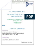 EQUIPO 2 PLANEACION DE INVESTIGACION DE MERCADOS