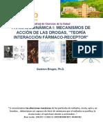 Introducción a la Teoría de la Interacción Fármaco-Receptor2020