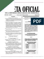 GO 41579 Decreto Nº 3.757 de fecha 5 de febrero de 2019