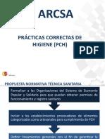 ARCSA-PCH-Presentacion 2109