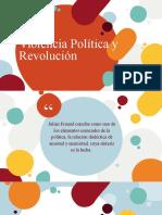 [1] Ciencia Política - Violencia Política y Revolución