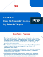 PPN 2018 - Clase 16 - Propulsión Eléctrica
