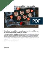 Receta de fresas con hojaldre y mermelada.pdf