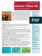 st germans newsletter - 31 may 2020 pentecost