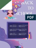 Back to School Social Media by Slidesgo