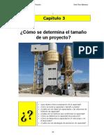 Libro 3 Tamaño del proyecto