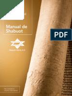 manual de shabuot