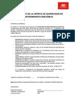 3. CARTA OFERTA_SUPERVISOR DE MANTENIMIENTO MECÁNICO