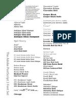 Adobe PostScript 3 Font Set