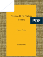 Nisheedhi's Nature Poetry