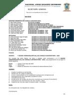 SEGE - OFICIO CIRCULAR 030 - V SESIÓN ORDINARIA C.U. VIRTUAL 14 Mayo 2020