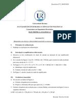 EAnalogica I Exercicios No.2