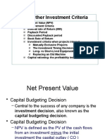NPV and other Investment Criteria 2019 (1)