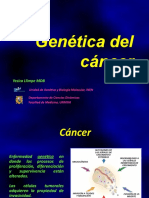 GENETICA DEL CANCER