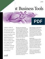 Adobe Acrobat Business Tools