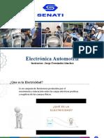 PPT ELECTRONICA AUTOMOTRIZ