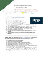 wk 2 california tenant landlord rights and responsibilities