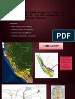 FRANJA METALOGENÉTICA XV Pórfidos-Skarn de Cu-Mo  y depositos relacionados con intrusiones de eoceno y oligocenomklk.pptx
